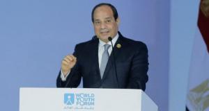 السيسي عن شباب مصر