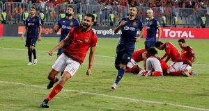 القنوات الناقلة لمباراة الترجي والأهلي بنهائي دوري أبطال أفريقيا