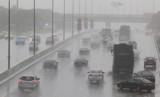 صورة الكهرباء تحذر المواطنين في وقت هطول الأمطار