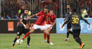 بث مباشر مباراة الأهلي والترجي التونسي