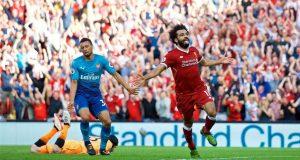 بث مباشر مباراة ليفربول وأرسنال بالدوري الإنجليزي