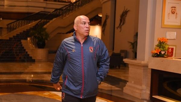 صورة أول تصريح للمدير الفني الجديد للاعبي الأهلي