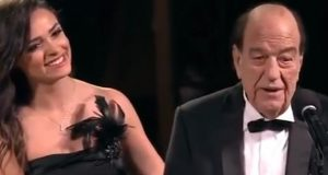 حسن حسني على تكريمه بمهرجان القاهرة السينمائي