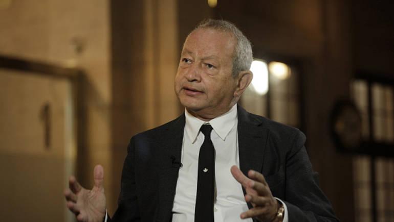 صورة نجيب ساويرس يتبرع بمليون جنيه لصالح معهد الأورام