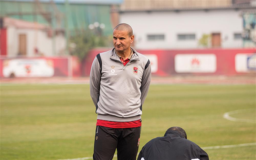 صورة طارق سليمان مدربًا لحراس المرمى بالأهلي