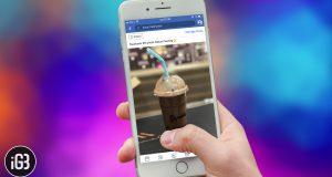 صور 3D على فيس بوك