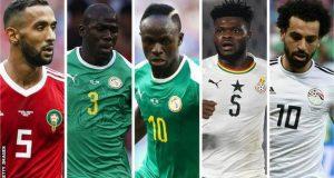 طريقة التصويت لمحمد صلاح كأفضل لاعب أفريقي