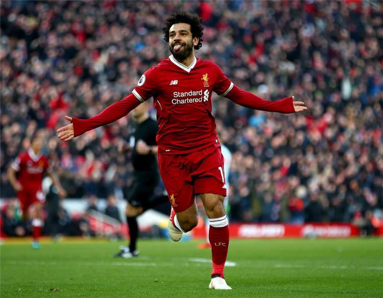 صورة محمد صلاح يروي لحظاته الأولى مع ليفربول وكيف استقبلته الجماهير في آنفيلد؟