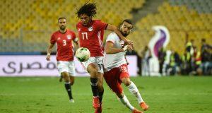 مصر تفوز على تونس وتتصدر مجموعتها بكأس الأمم الأفريقية