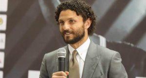 نادر شوقي يكشف مفاجأة عن استقالة حسام غالي