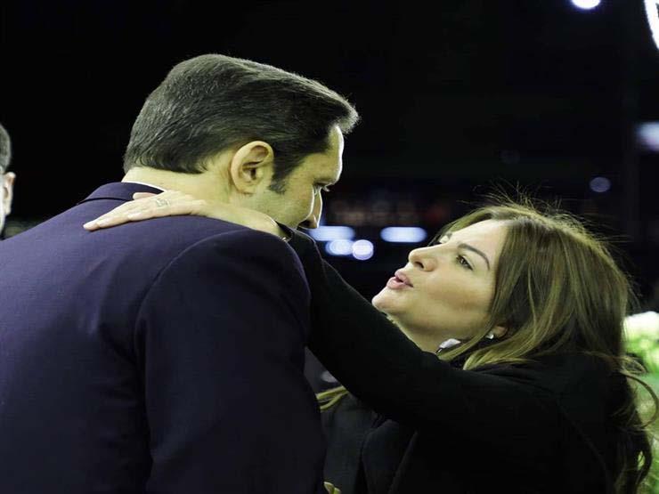 صورة ابنة إبراهيم سعدة ترد على أزمة صورتها مع علاء مبارك