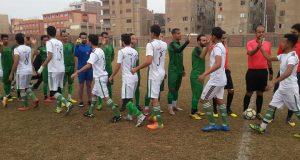 القنايات تواصل صدارة المجموعة بدروى مراكز الشباب بالشرقية