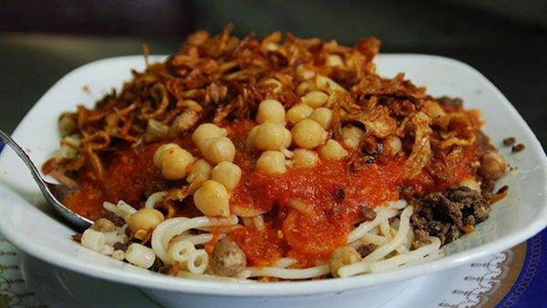 صورة المجلس القومي للتغذية يحذر من تناول الكشري