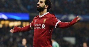 ترتيب محمد صلاح بين أفضل لاعبي العالم