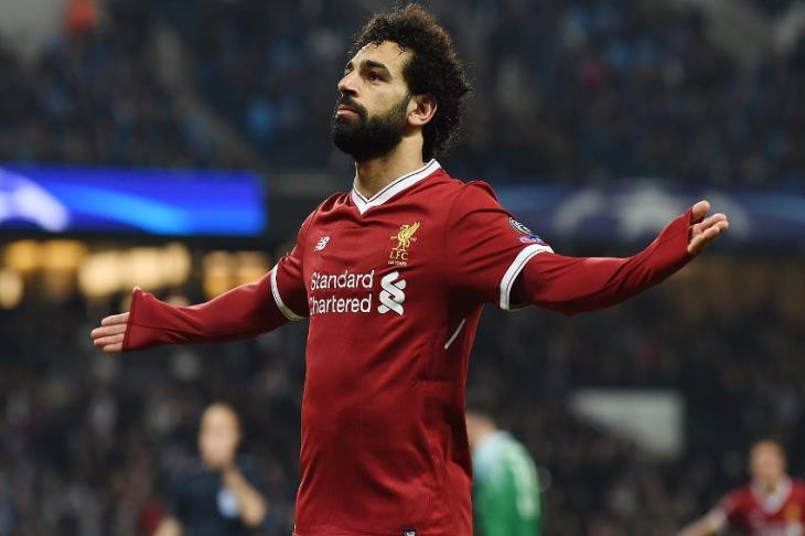 صورة تعرف على ترتيب محمد صلاح بين أفضل لاعبي العالم