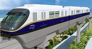 تفاصيل تنفيذ القطار الكهربائي بالعاصمة الإدارية الجديدة