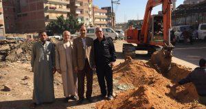 خالد العراقي يعلن بدء توصيل الكهرباء لأحد أحياء الزقازيق
