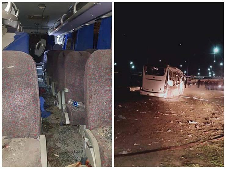 صورة سائق أتوبيس المريوطية يروي تفاصيل الحادث الإرهابي