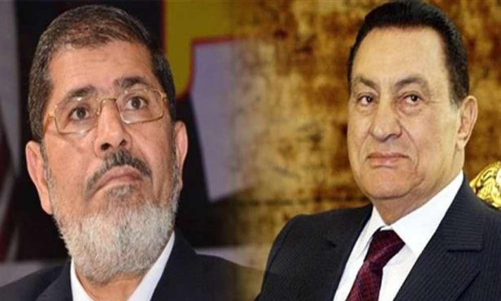 صورة هذه هي القضية التي أسقطت الصفة العسكرية عن مبارك في محاكمة مرسي