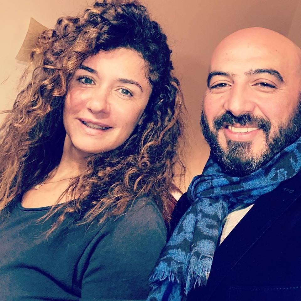 صورة مجدي الهواري يثير الجدل بين المتابعين بسبب صورة له مع غادة عادل