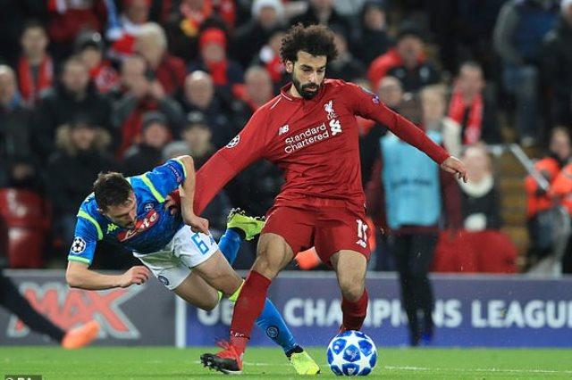 صورة محمد صلاح خامس أفضل لاعب في العالم لعام 2018