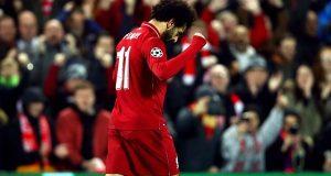 محمد صلاح يثير حيرة جماهير ليفربول بسبب هدف نابولي