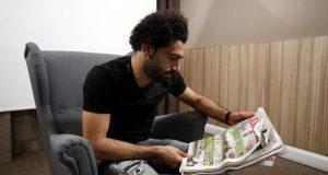 محمد صلاح يقرأ هذه الرواية للراحل نجيب محفوظ