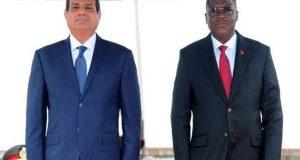 موعد توقيع السيسي عقود إنشاء سد ستيجلر جورج التنزاني
