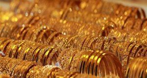 قفزة جديدة في أسعار الذهب مع بداية الأسبوع