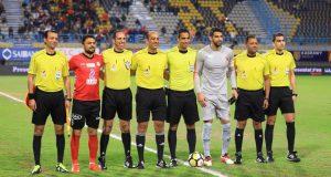 إلغاء عزف السلام الوطني في مباريات الدوري لسبب غريب