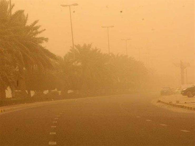 صورة الأرصاد تكشف حقيقة تعرض البلاد لعاصفة ترابية غدا