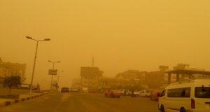 الأرصاد تكشف حقيقة تعرض مصر لعاصفة ترابية جديدة