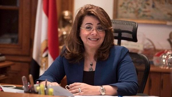 الدكتورة غادة والي وزيرة التضامن الإجتماعي