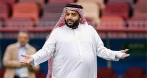 تركي آل الشيخ يثير غضب جماهير الأهلي