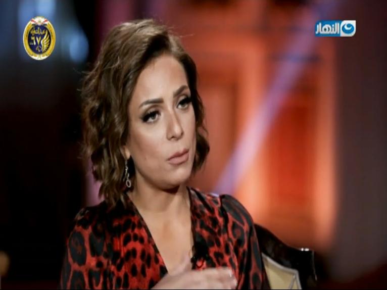 تصريح ناري من ريم البارودي بشأن أحمد سعد