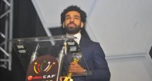 تعليق محمد صلاح على فوز مصر بتنظيم أمم أفريقيا 2019