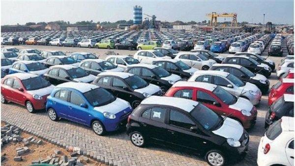 حقيقة تكدس السيارات المستوردة بميناء الإسكندرية بعد زيرو جمارك