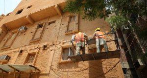 عقوبة الممتنعين عن طلاء المنازل باللون الموحد في القانون