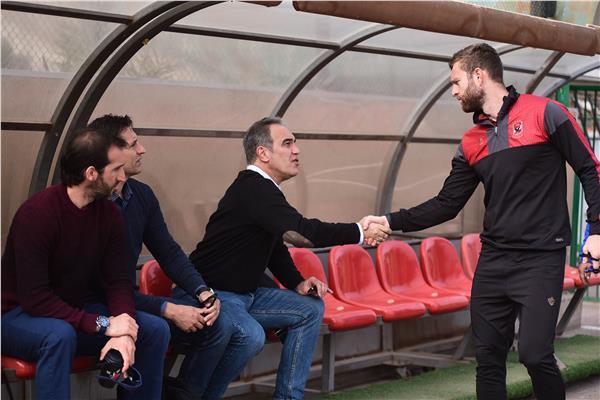 لاسارتي يوجه رسالة لجماهير الأهلي قبل مباراة فيتا كلوب