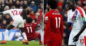 محمد صلاح مهدد بالإيقاف مباراتين في الدوري الإنجليزي