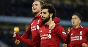 محمد صلاح أفضل لاعب في تاريخ الدوري الإنجليزي مشاركة في الأهداف
