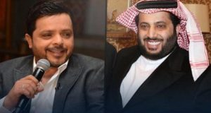 محمد هنيدي يعتذر لتركي آل الشيخ