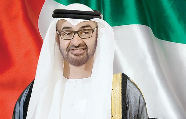 صورة محمد بن زايد يتبرع بـ50 مليون جنيه لصالح معهد الأورام