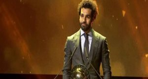 وزير الرياضة يكشف مفاجأته لمحمد صلاح بعد تتويجه ملكًا لأفريقيا