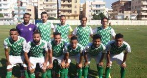 أبو حماد تبحث عن المركز الرابع اليوم أمام جنوب سيناء