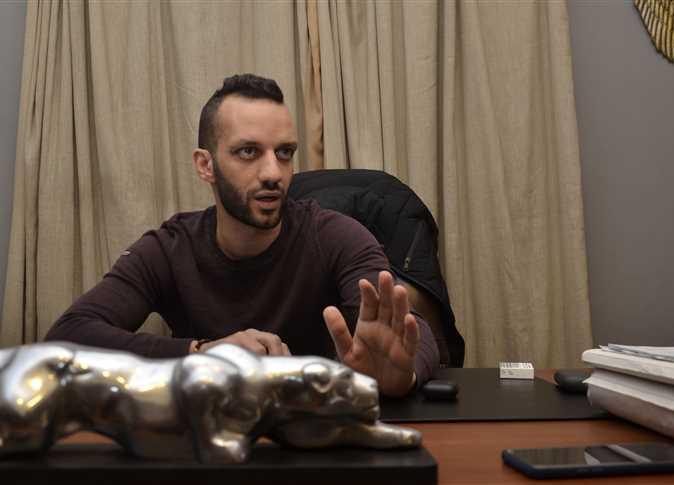 صورة أمير مرتضى يكشف حقيقة رحيل جروس عن الزمالك
