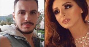 أنغام توجه رسالة لزوجها أحمد إبراهيم
