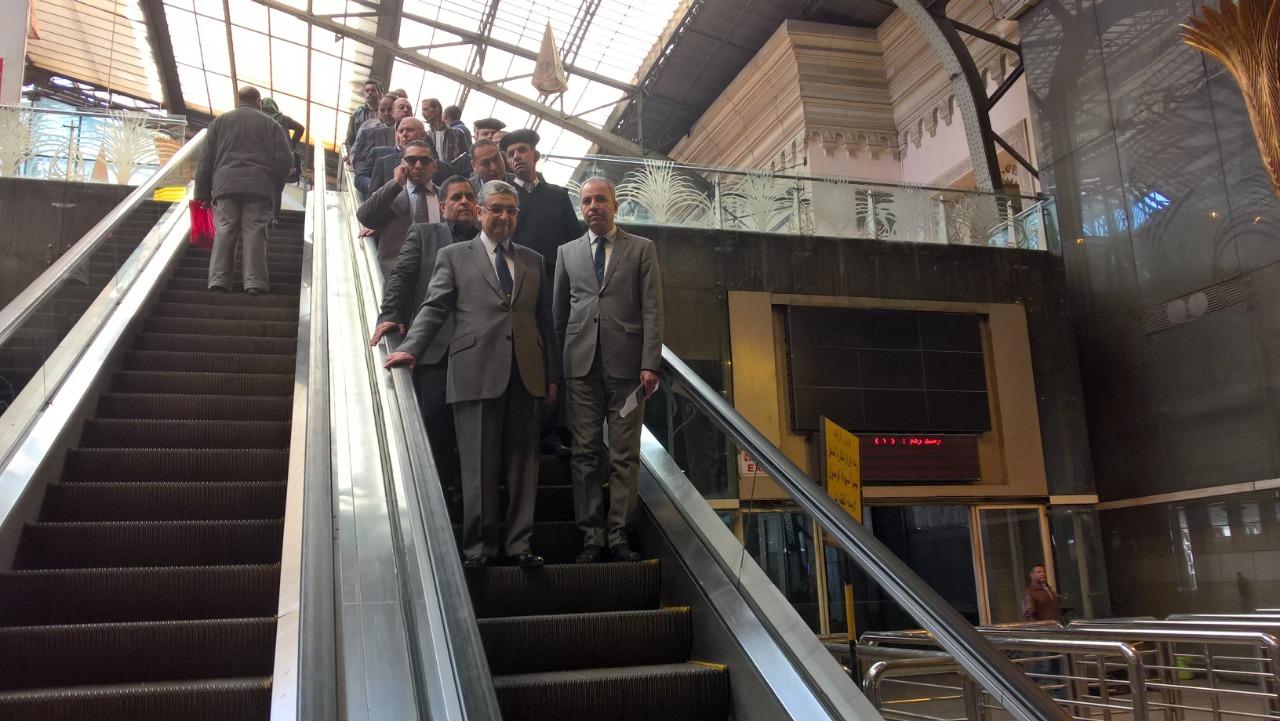 صورة أول تصريح من وزير الكهرباء بعد تكليفه بتسيير أعمال النقل