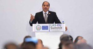 أول تعليق من السيسي بشأن عقوبة الإعدام في مصر