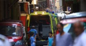 إصابة 14 شخصًا جراء انقلاب سيارة ترحيلات في الإسكندربة